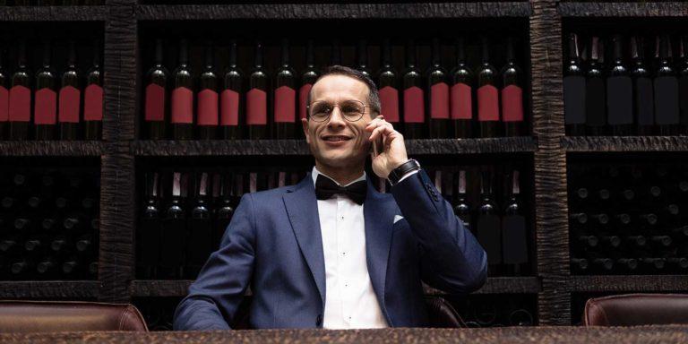 Intervinos - Comenzar a guardar vinos